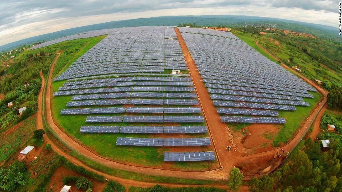 Green Growth Conference in Kigali – Rwanda